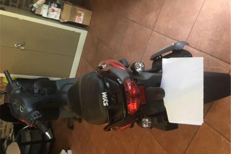 Sym orbit 2 scooter 0