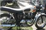 Triumph Bonneville 2005