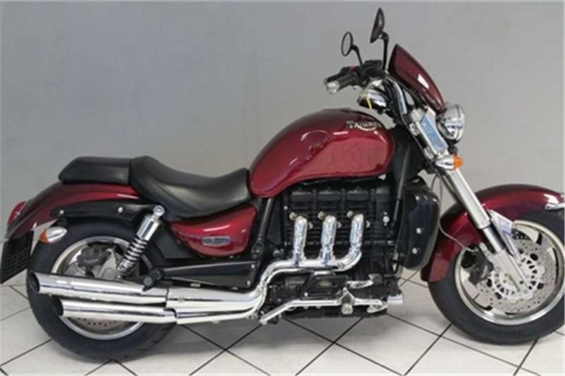 Triumph Rocket III Roadster 2007