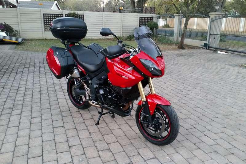 Triumph Tiger 2012