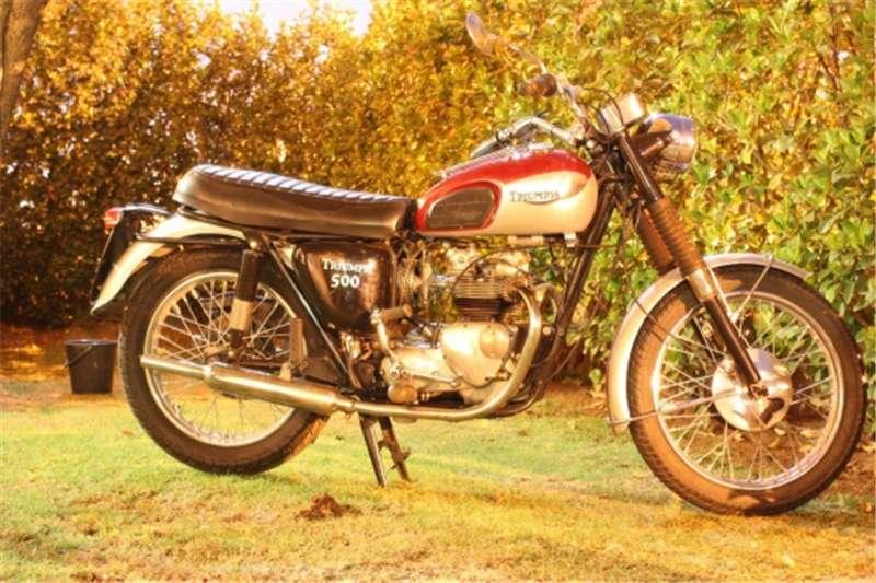 Triumph Tiger T100C 500cc 1971