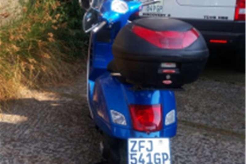 Vespa GTS 250ie 2010