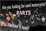 Vuka XL 110CC Parts At Clives Bikes 0