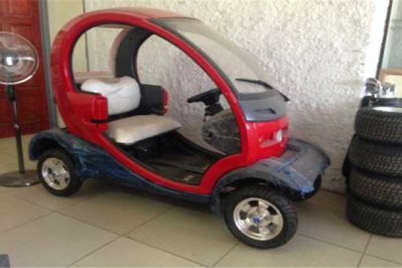 VW Golf Cart 2015