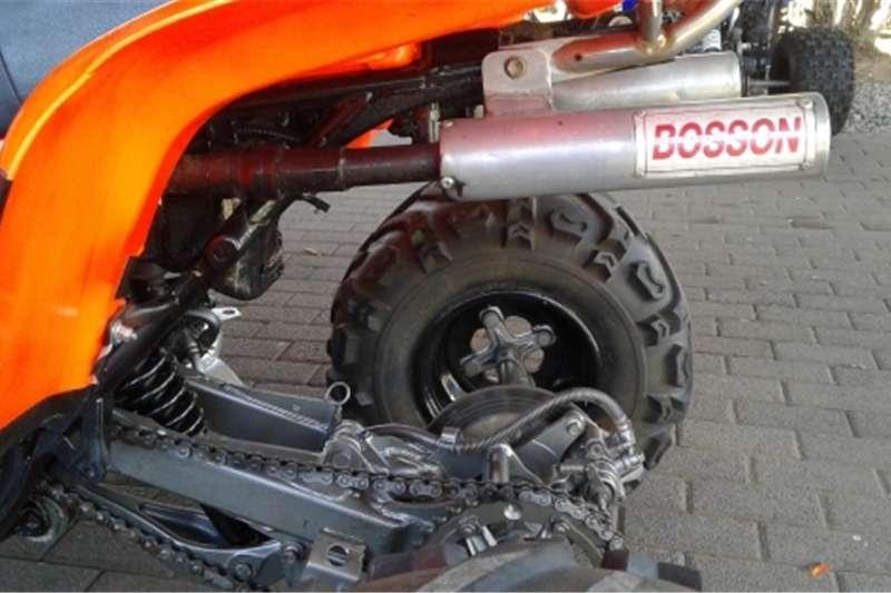 Yamaha 350 BANSHEE. NEG 0