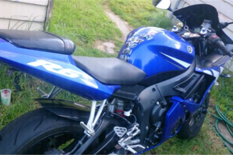 Yamaha 600cc for sale with all paperwork and license 0
