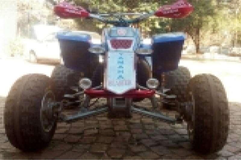 Yamaha Blaster 250cc 2Stroke 0