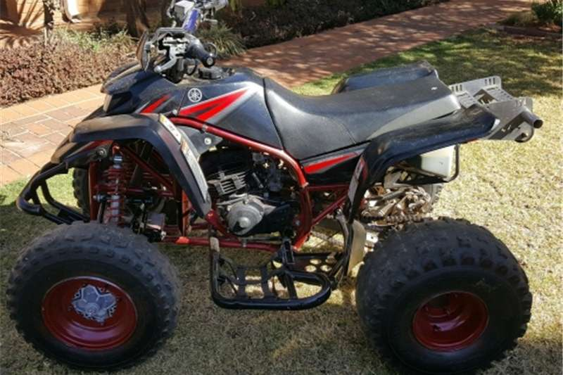Yamaha Blaster LIMITED EDITION QUAD BIKE 0