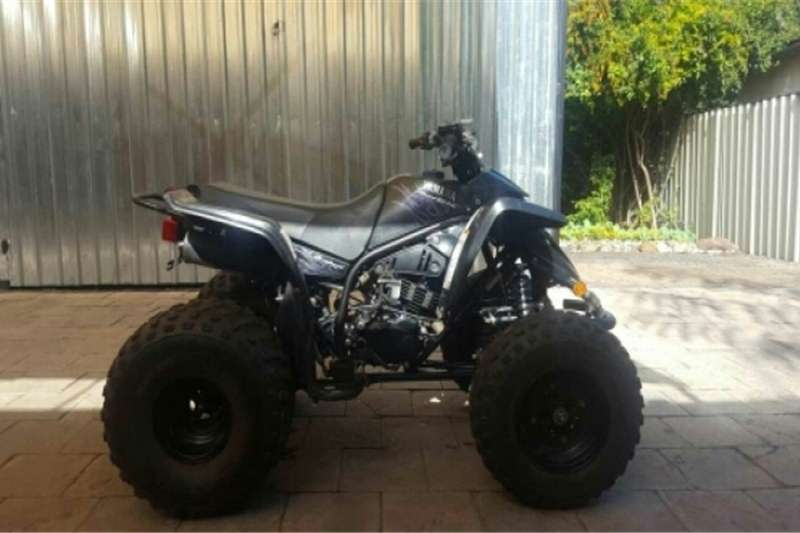 Yamaha Blaster special edition priced to go 2006