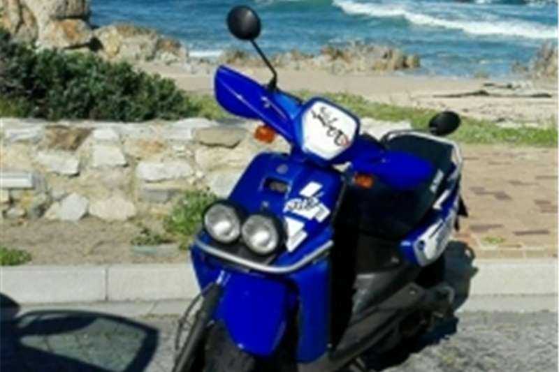 Yamaha BWS 100cc scooter for sale 0