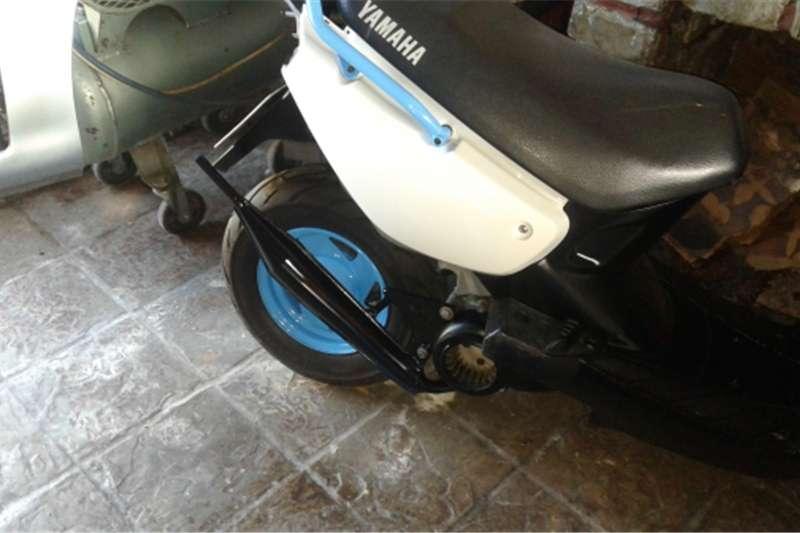 Yamaha bws scooter 0