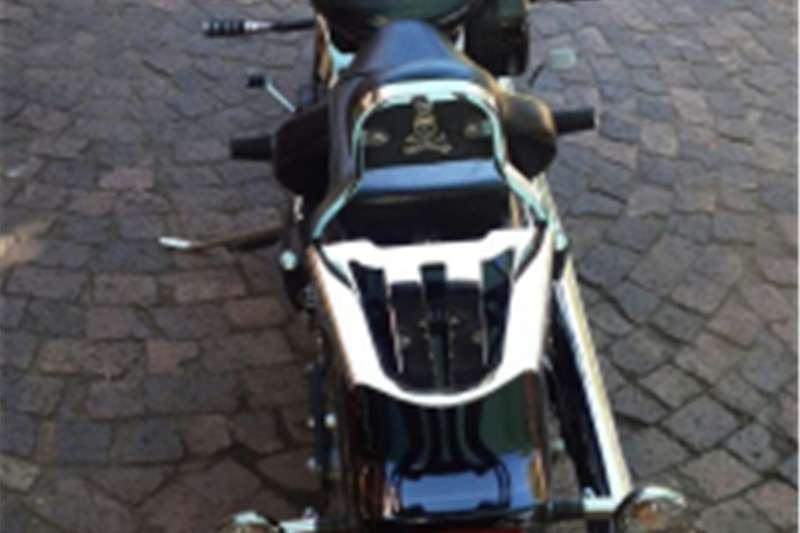 Yamaha Dragstar 2007