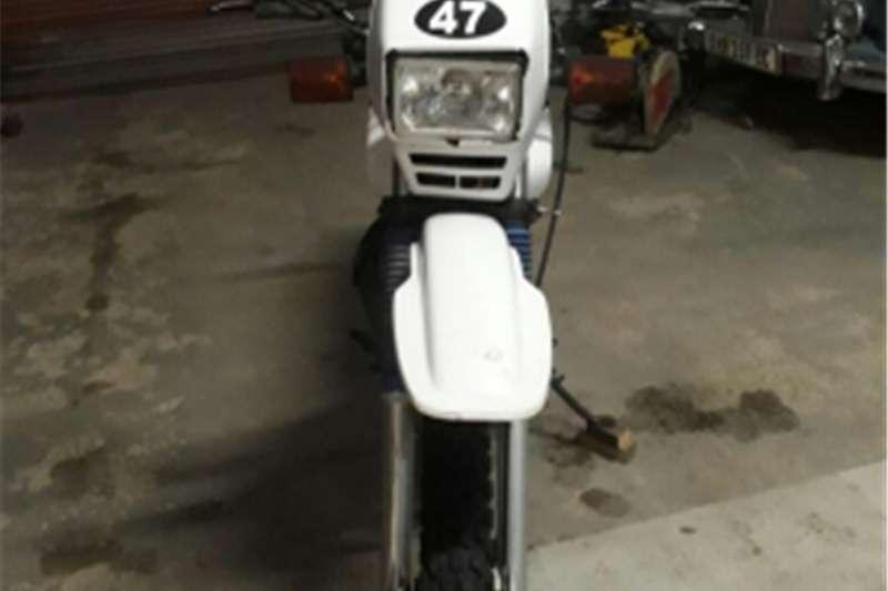 Yamaha DT175 0