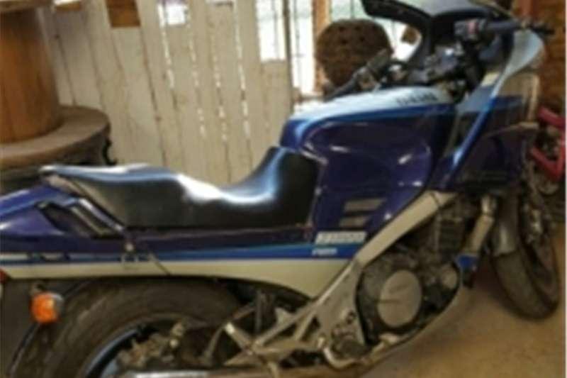 Yamaha FJ 1200 for salemodel 1992