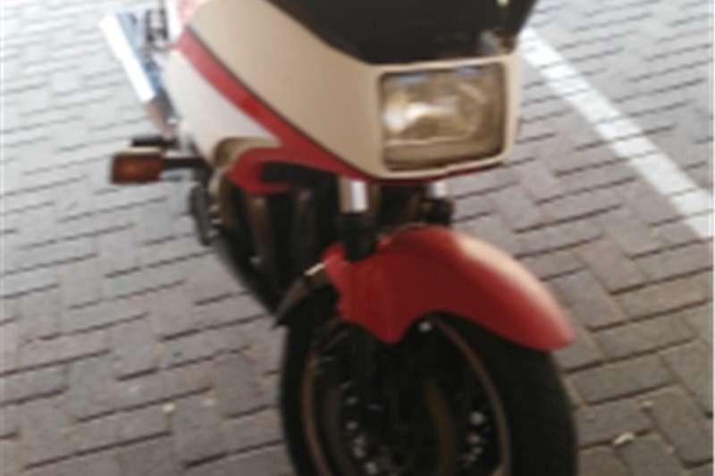 Yamaha fj1200 0