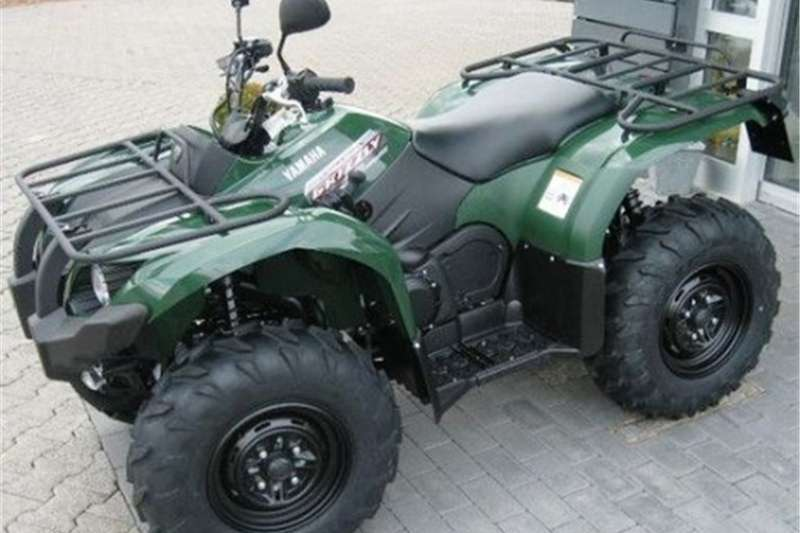Yamaha Grizzly 300 0