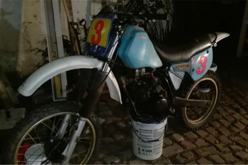 Yamaha IT 200cc 2 Stroke Sell or SWOP 0