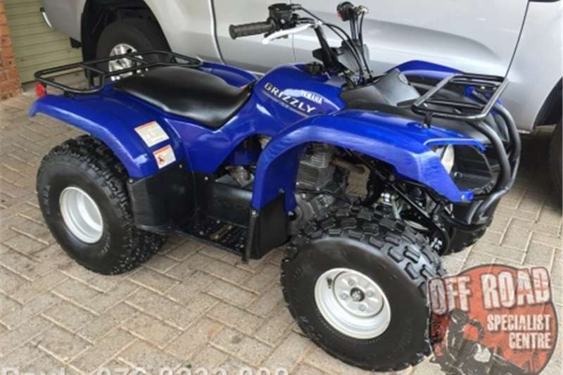 Yamaha LTZ ozark vinson kingquad / ds250 0
