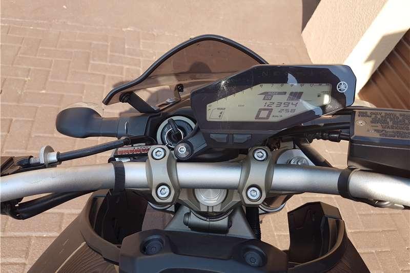 Yamaha MT-01 MT-09 2014