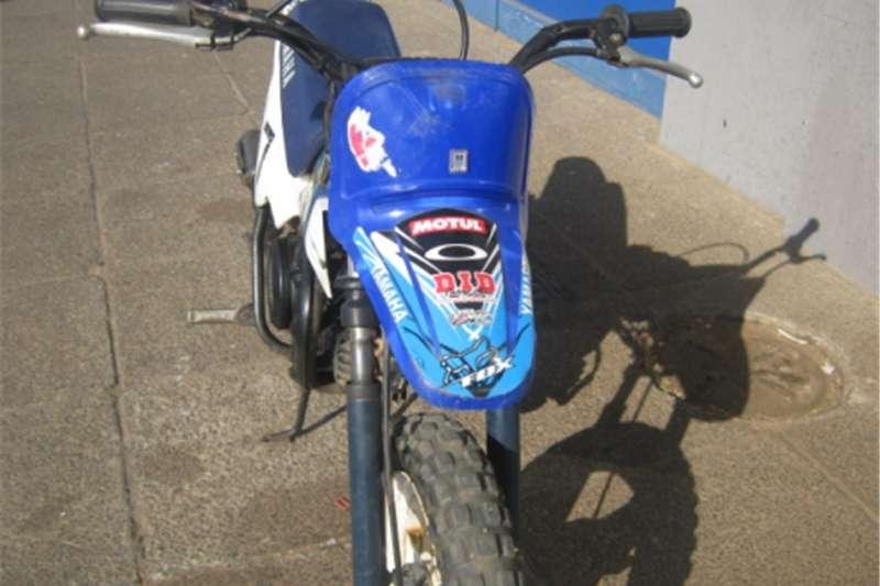 Yamaha PW 50cc   Beginner Scrambler   R7 000 2005