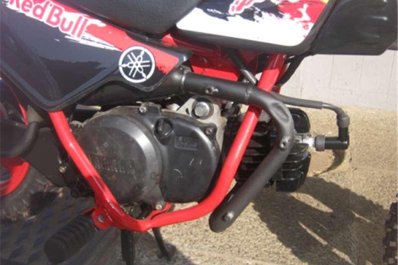 Yamaha PW 50cc   Off Road Scrambler   R11 000 2005