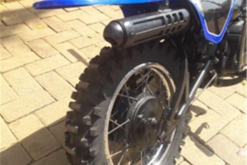 Yamaha PW 80cc 0