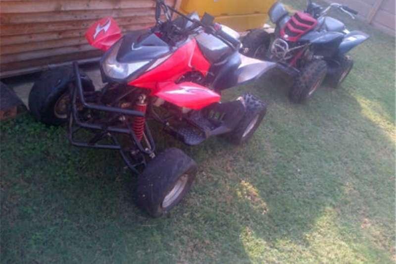 Yamaha Quad and dynex qaud for sale 0