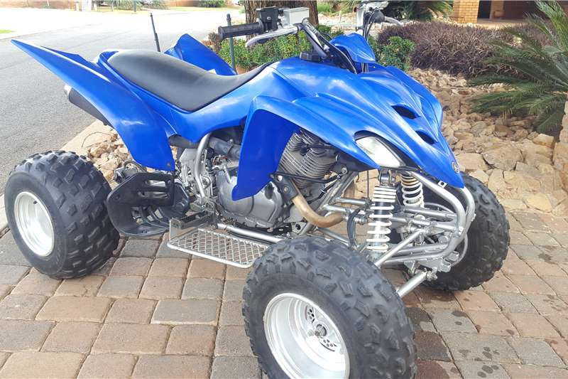 Yamaha Raptor 350 2005