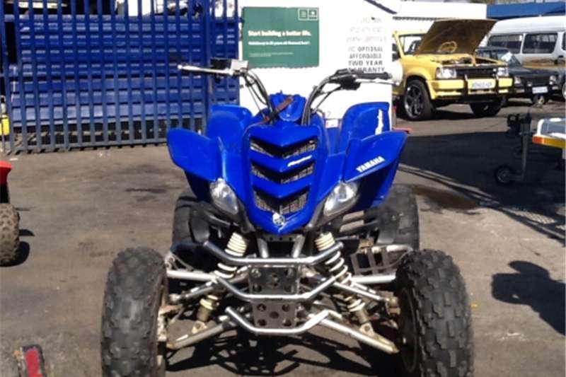 Yamaha Raptor 660 0