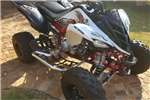 Yamaha Raptor 700 Special Edition 2014