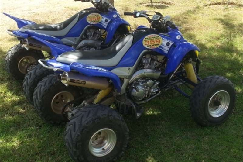 Yamaha Raptor 700R Quad Bike 2007