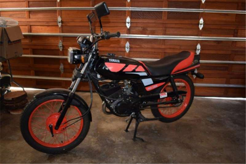 Yamaha RD 135cc two stroke 0