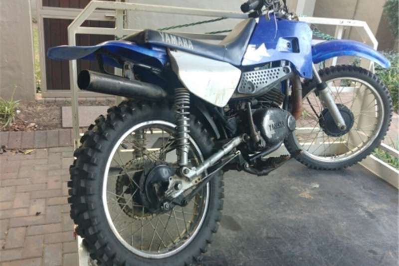 Yamaha RT100cc off road trail bike 0