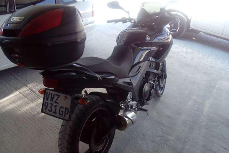 Yamaha TDM 900 0