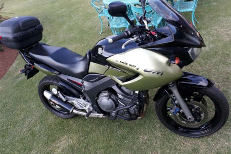 Yamaha TDM 900cc twin 2005