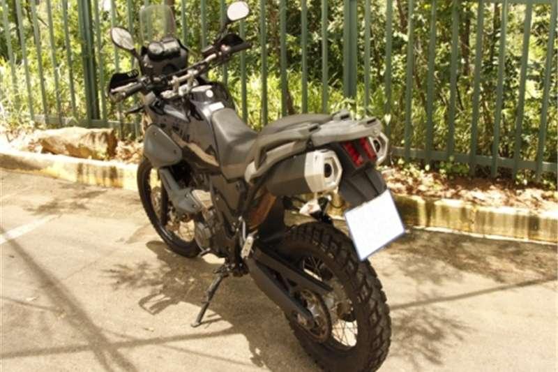 Yamaha Tenere 660 2011