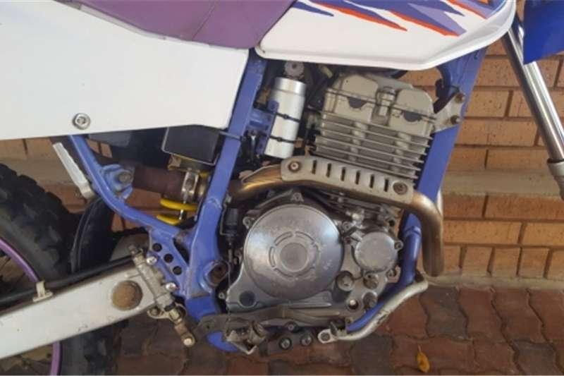 Yamaha TTR 0