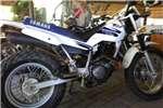 Yamaha TW200 2001