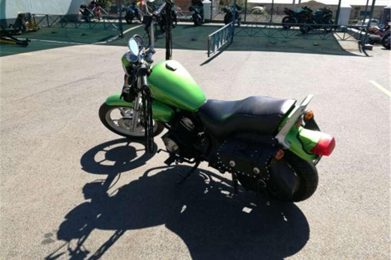 Yamaha Virago 750cc 2002