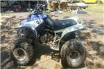 Yamaha Warrior 0