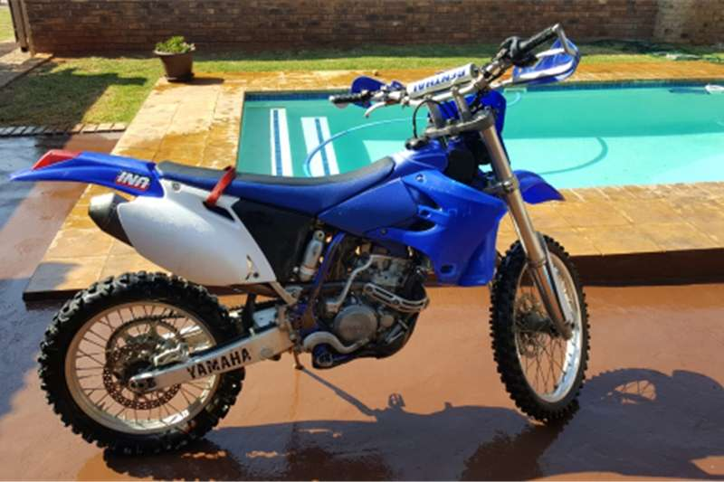 Yamaha WR 250 off road 4 stroke 0