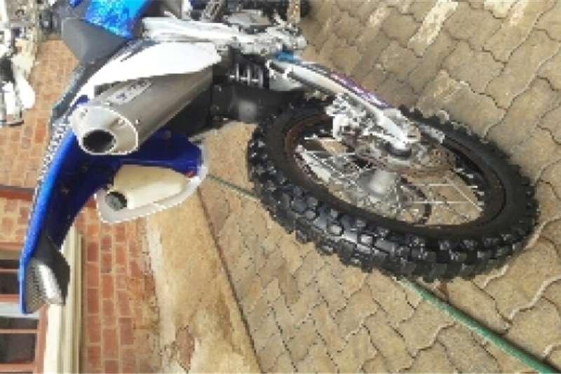 Yamaha WR 250cc 0