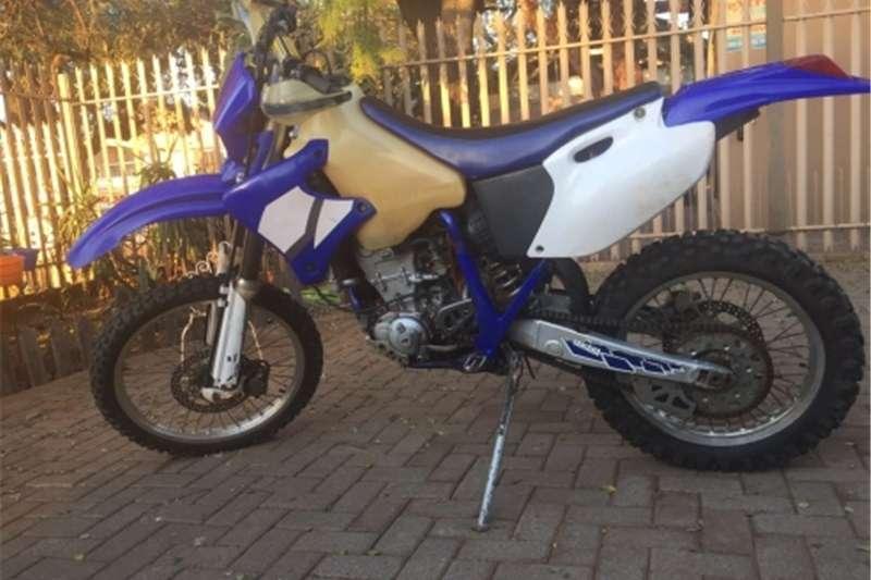Yamaha WR426 0