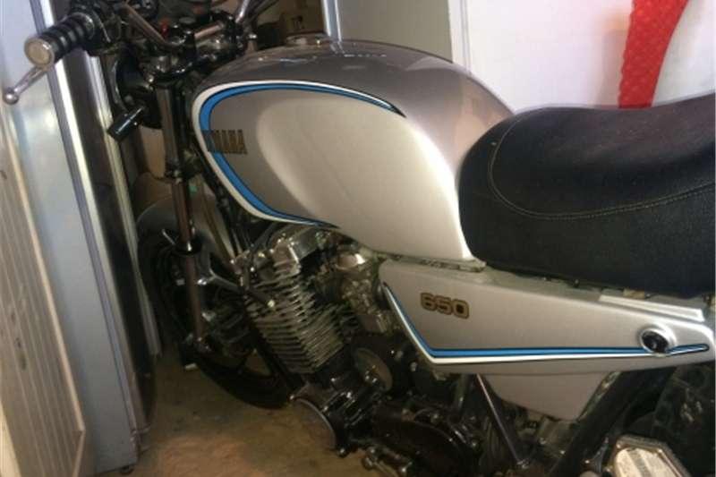 Yamaha XJ 0