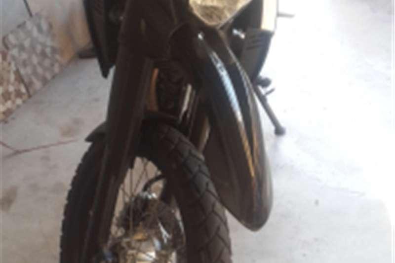 Yamaha XT660R 0