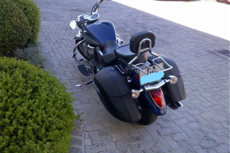 Yamaha XVS 1300 Star Tourer 0