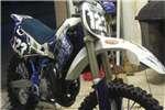 Yamaha YZ125 0