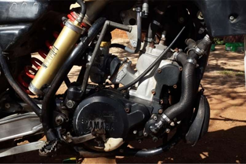 Yamaha YZ250 (2 Stroke) 1983