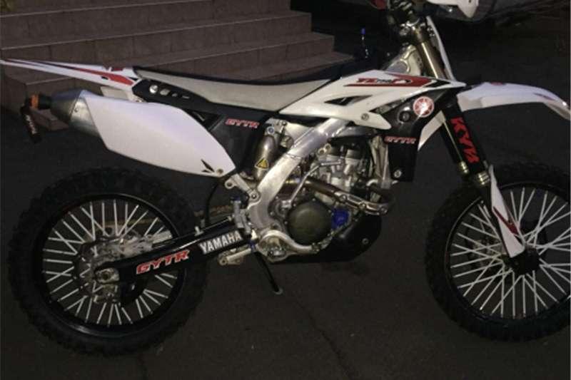 Yamaha YZ250F enduro ready 0