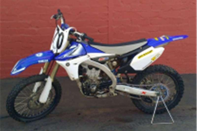 Yamaha YZ450F 0